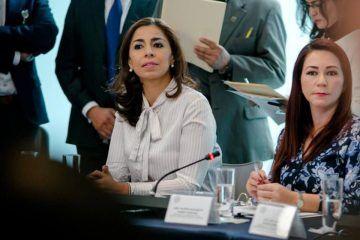 Va senadora por cancelación de concesión a Aguakan
