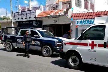 """Asaltan lavandería en Cancún; habrían usado a """"halcón"""""""
