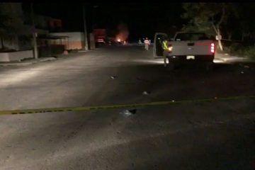 Detienen a cinco personas que dispararon a policías