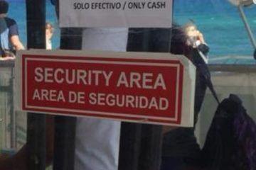 Sorprende efímero cobro en terminal marítima de Playa del Carmen