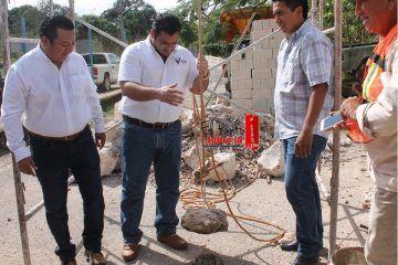 Inician mejoras en instalaciones del SAPAMV, para hacer más eficiente el servicio del vital líquido a la ciudadanía