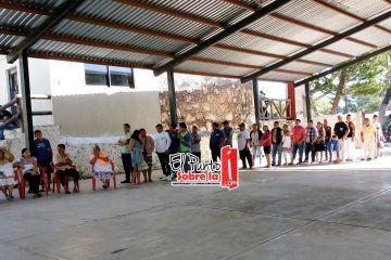 Electas autoridades auxiliares en siete comisarías de Valladolid