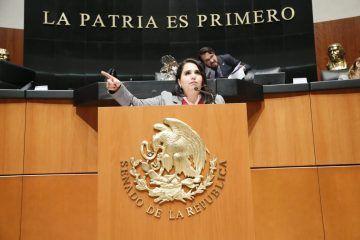 """""""Los mexicanos no merecemos un país en retroceso"""" Mayuli Martínez"""