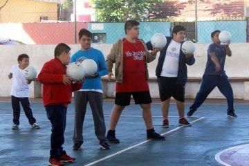 Oportunidad para que los niños se diviertan y desarrollen más sus habilidades