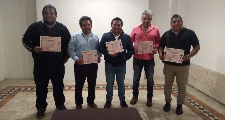 Escritores de Quintana Roo realizan lectura colectiva en Cancún