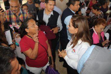 Ciudadanos de Villas del Mar Plus piden a alcaldesa más vigilancia