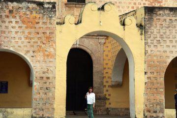 Desde España hasta Valladolid; cautivada por la majestuosa arquitectura