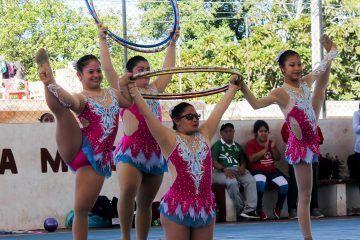 Gran exhibición de deportes adaptados para niños y jóvenes con discapacidad