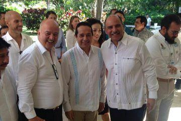 Dice Carlos Joaquín que habrá mando único en todo el estado