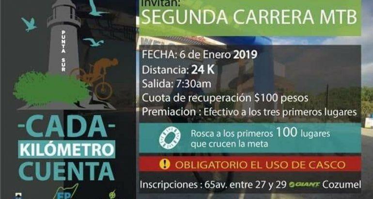 Invitan a carrera ciclista en circuito de Laguna Colombia