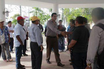 Autoridades locales de Carrillo Puerto exigen su apoyo monetario