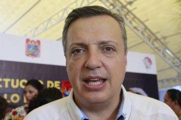 Tren Maya traerá turismo a Carrillo Puerto: Luis Alegre