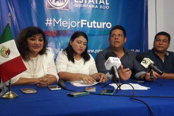Candidaturas del PAN en Cancún, casi definidas