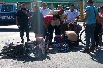 Muere Niña Lesionada En Accidente