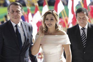 ¿Quién es Michelle Bolsonaro? La primera dama que se roba las miradas en Brasil