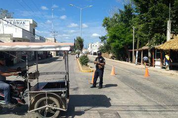 Si no es chana es Juana se quejan mototaxistas de Jose Maria Morelos