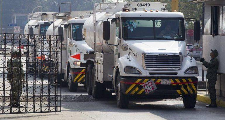 Responden Cientos De Ciudadanos A Convocatoria Para Conducir Pipas