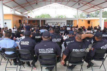 Policías Municipales se quedaron con las ganas de un aumento de sueldo y sin nuevos ascensos