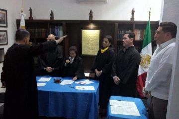 Renuncia Mónica de los Ángeles Valencia Díaz a la presidencia del TJA