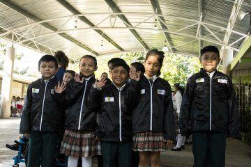Más de 10 mil niños y niñas de Valladolid recibirán abrigo