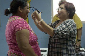 Se benefician y mejoran su calidad de vida; reciben lentes del programa Ver Bien
