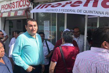 MORENA demuestra apertura y democracia: Edgar Gasca Arceo