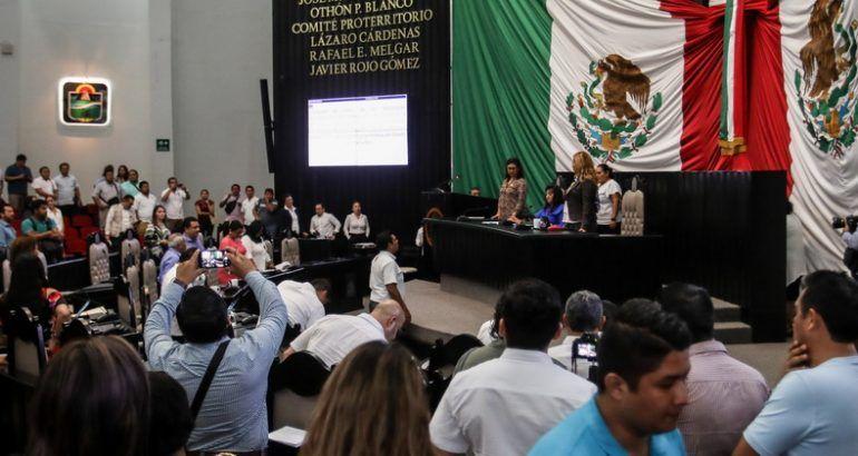 Exhorta Congreso al Gobierno Federal a mantener en operación las estancias infantiles