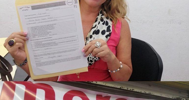 Va Sonia López Por Reelección