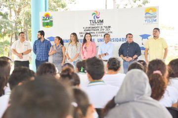 Por primera vez se celebra la Feria de Universidades en Tulum