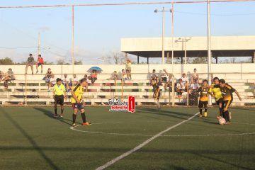 Arrancó el séptimo torneo de la Liga Municipal de Fútbol 7, categoría veteranos