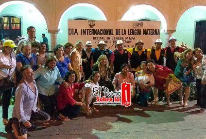 Contagiante inicio de las festividades del Día Internacional de las Lenguas Maternas