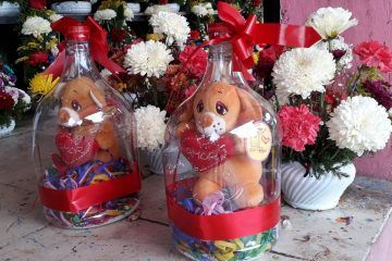 Esperan comerciantes incremento en sus ventas por el día del amor y la amistad