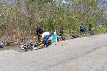 En marcha jornadas ambientales de concientización en comisarías