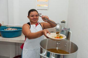 A partir de ahora, un consumo más nutritivo y balanceado para los más de 15 mil usuarios de los EAED de Yucatán