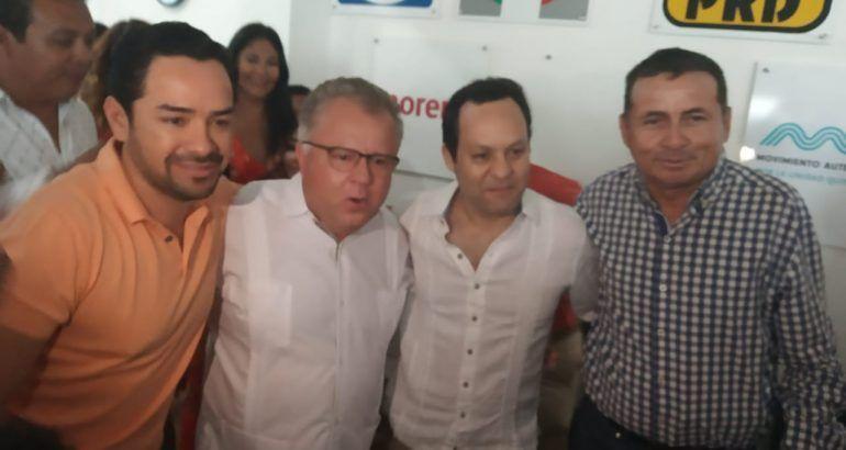 """Se registra """"Chanito Toledo"""" como candidato de Movimiento Ciudadano a diputado Local"""
