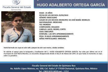 Tres desaparecidos en la feria de la Expomor en José María Morelos