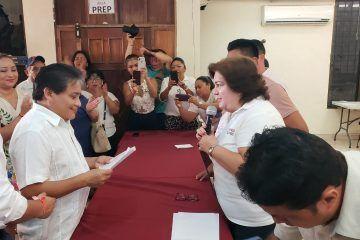 Registros de los candidatos a diputados locales por el distrito XII