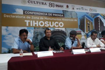 Próximo mes el INAH  iniciará con actividades de divulgación y manejo de la zona de monumentos históricos de Tihosuco