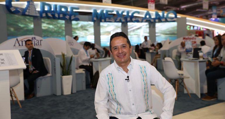 Quintana Roo reafirma su liderazgo en el Tianguis Turístico México 2019