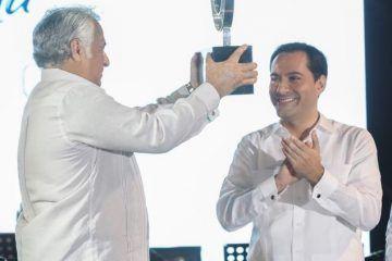 Comenzó la cuenta regresiva; Yucatán recibió la estafeta del escaparate turístico más importante del país