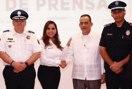 Jesús Ángel Salas Cruz encargado de despacho de la dirección de Tránsito en Benito Juárez
