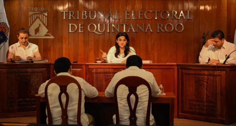 El TEQROO resuelve un Procedimiento Especial Sancionador a favor de Fernando Zelaya