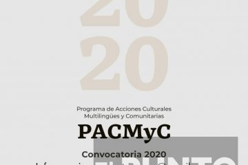 Se extiende hasta el 30 de junio la convocatoria PACMyC 2020