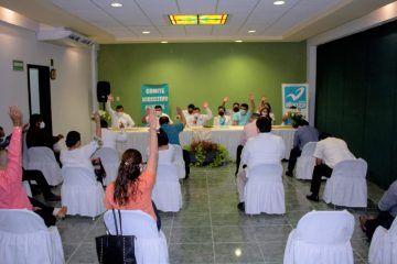 Nueva Alianza Yucatán se declaró listo para el proceso electoral 2020-2021 y no descarta alianzas con otras fuerzas políticas