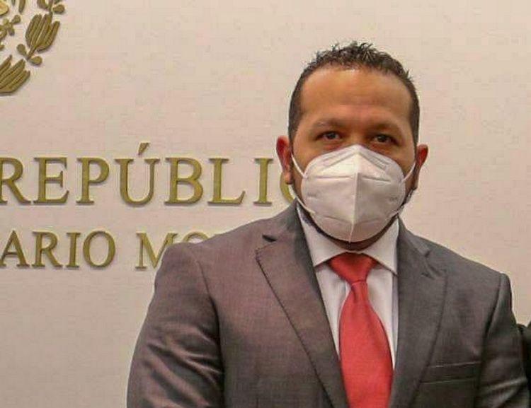 El Senado de la República designó a Sergio Avilés Demeneghi, Magistrado del Tribunal Electoral de Q.Roo