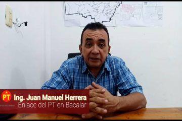 ¿Amenazas a Juan Manuel Herrera son indicio de que será el candidato a vencer?