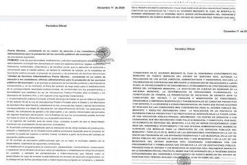 Laura Fernández dejará endeudado a Puerto Morelos por 20 años