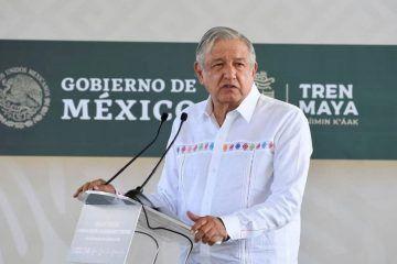 Empresa de las fuerzas Armadas administrará y operará Aeropuerto Felipe Ángeles y Tren Maya: AMLO