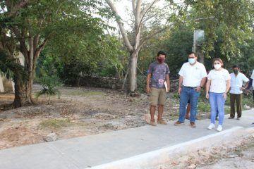 En X-Cohuo siguen llegando los apoyos del Ayuntamiento