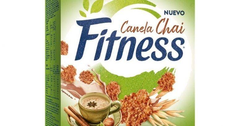 Canela chai,la nueva propuesta de cereal fitness de Nestlé